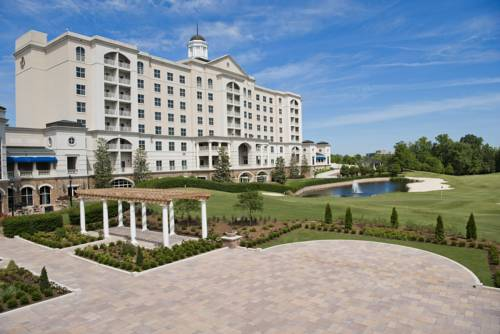 The Ballantyne, a Luxury Collection Hotel, Charlotte Cover Picture