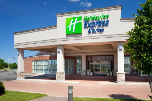 Holiday Inn Express Hotel & Suites Toronto-Mississauga Cover Picture