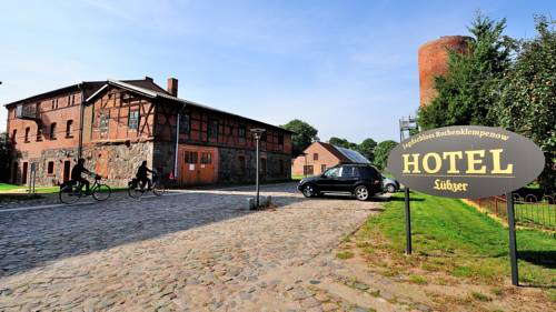 Boutique Hotel am Jagdschloss Rothenklempenow Cover Picture