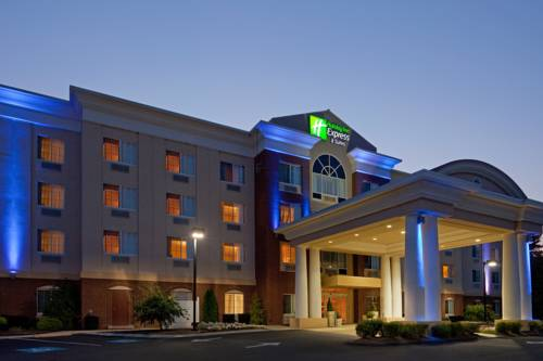 Holiday Inn Express Hotel & Suites Middleboro Raynham Cover Picture