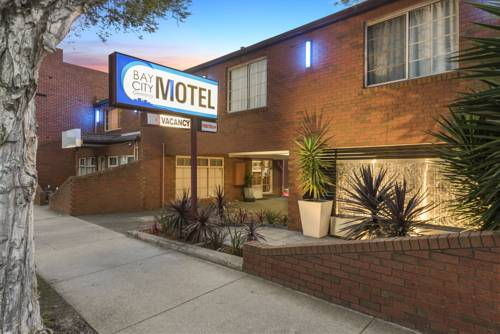 Bay City (Geelong) Motel Cover Picture