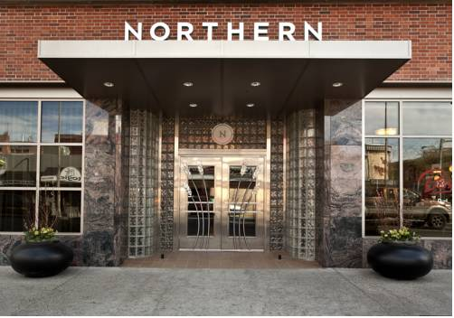 Northern Hotel Cover Picture
