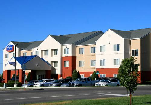 Fairfield Inn Hays Cover Picture