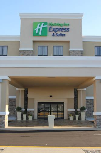 Holiday Inn Express Hotel & Suites Indianapolis W - Airport Area Cover Picture