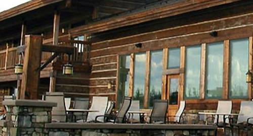 TroutHunter Lodge Cover Picture