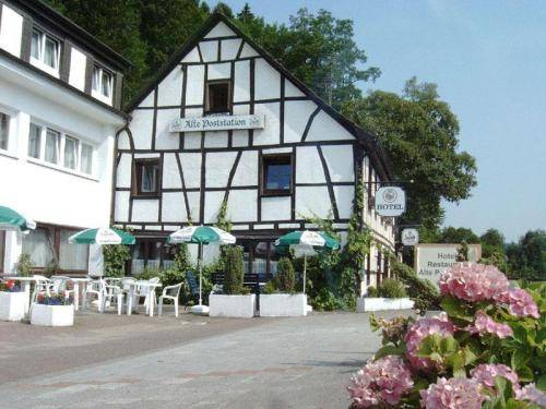 Hotel Alte Poststation Cover Picture