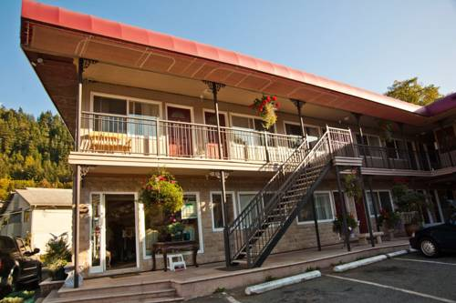 The Classic Horseshoe Bay Motel Cover Picture