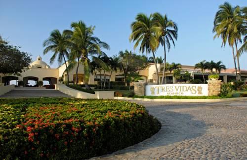 Hotel Tres Vidas Acapulco Cover Picture