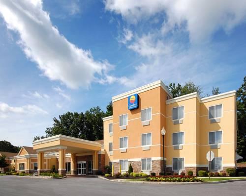 Comfort Inn & Suites Saratoga Springs Cover Picture