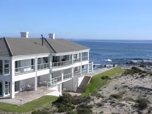 Oystercatcher Lodge Cover Picture