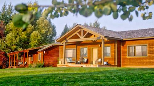 Teton Valley Lodge Cover Picture