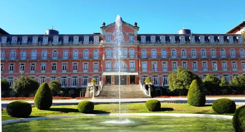 Vidago Palace Cover Picture