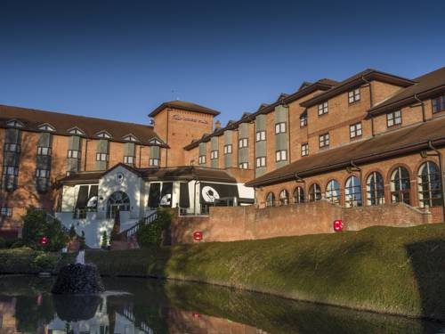 Crowne Plaza Solihull Cover Picture