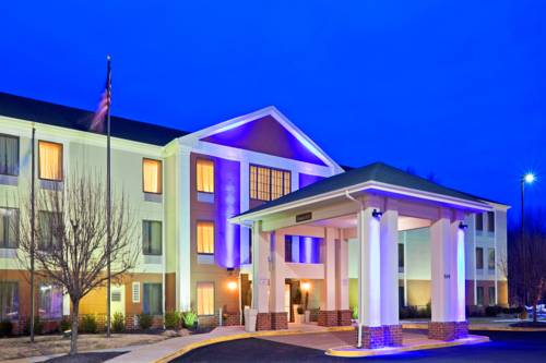 Holiday Inn Express Carneys Point New Jersey Turnpike Exit 1 Cover Picture