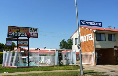 Winchester Motel Cover Picture