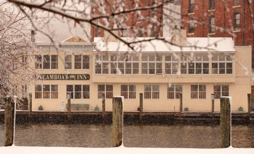 Steamboat Inn Cover Picture