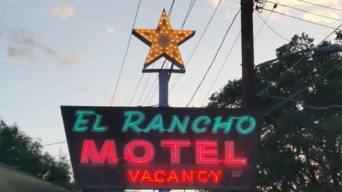 El Rancho Motel Cover Picture