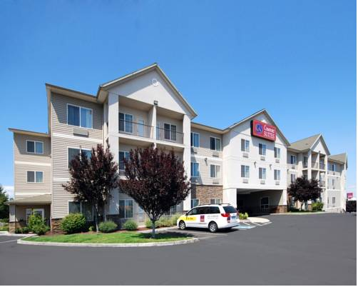 Comfort Suites Redmond Airport Cover Picture