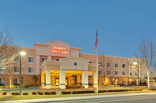 Hampton Inn & Suites Yuba City Cover Picture