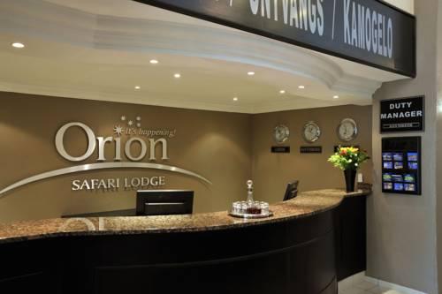 Safari Lodge Hotel & Convention Centre Cover Picture