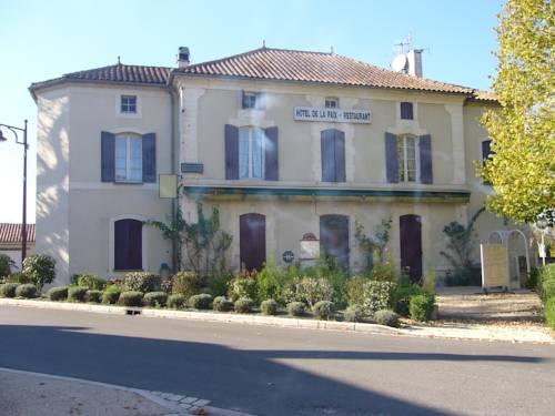 Hôtel de La Paix Cover Picture
