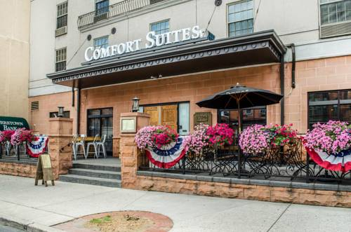 Comfort Suites Downtown Carlisle Cover Picture