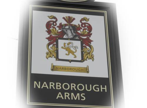 Narborough Arms Cover Picture