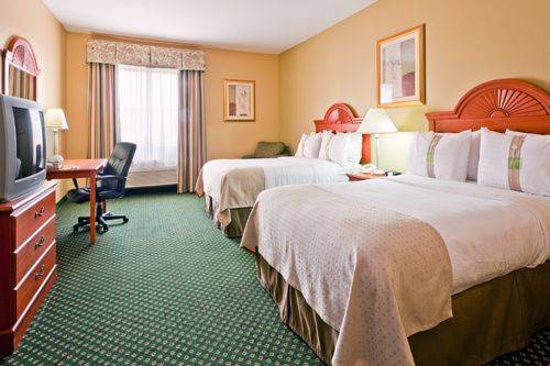 Holiday Inn Hotel & Suites Hattiesburg-University Cover Picture