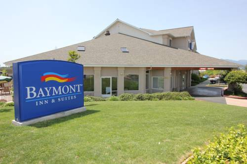 Baymont Inn and Suites Redding Cover Picture