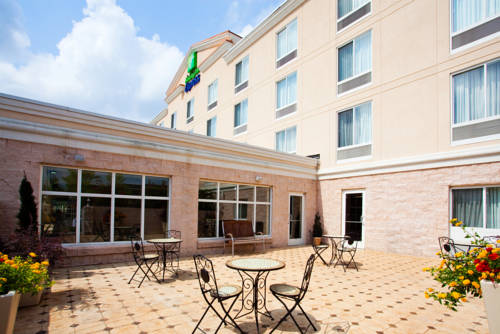 Holiday Inn Express Hotel & Suites - Concord Cover Picture
