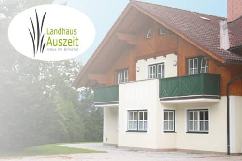 Landhaus Auszeit Cover Picture