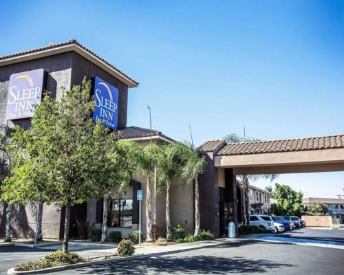 Sleep Inn and Suites Bakersfield Cover Picture