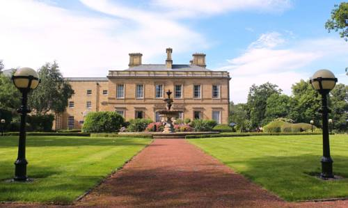 Oulton Hall Cover Picture
