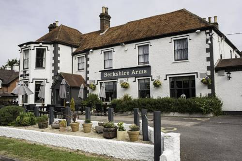Berkshire Arms by Good Night Inns Cover Picture