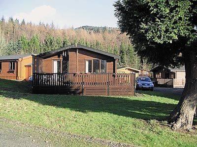 Lodge 27 Loch Lomond Cover Picture