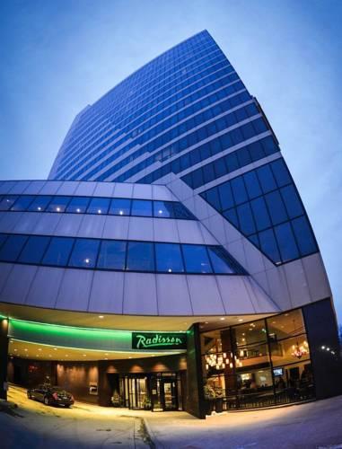Radisson Hotel Fargo Cover Picture