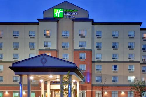 Holiday Inn Express Hotel & Suites-Edmonton South Cover Picture