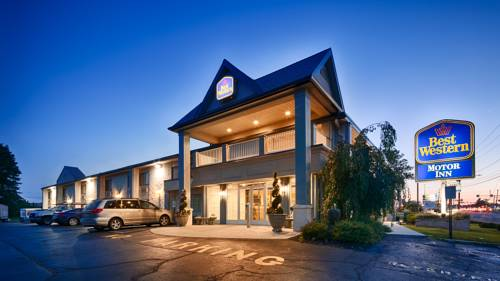 Best Western Motor Inn Cover Picture