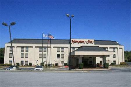 Hampton Inn Madison Cover Picture