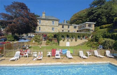 Eversley Hotel Cover Picture
