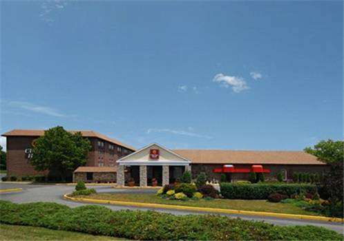 Clarion Highlander Hotel and Conference Center Cover Picture