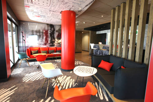 ibis Aurillac Cover Picture