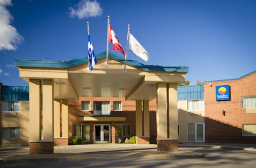 Comfort Inn & Suites Shawinigan Cover Picture
