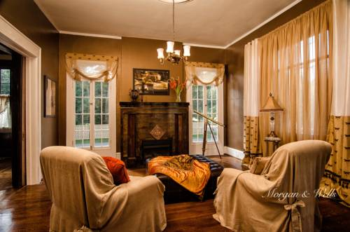Morgan and Wells Bed and Breakfast Cover Picture