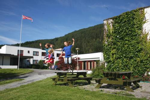Førde Sommarhotell Cover Picture