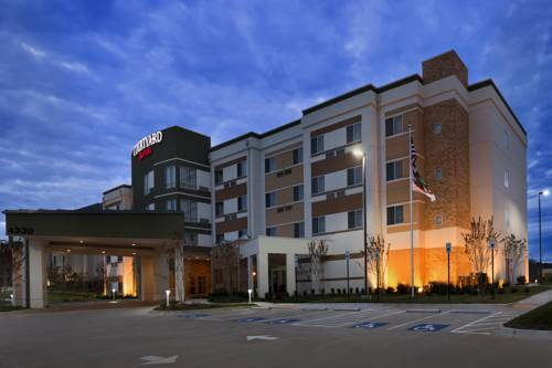 Courtyard By Marriott Little Rock North Cover Picture
