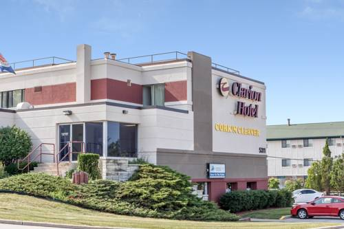 Clarion Hotel Airport Milwaukee Cover Picture