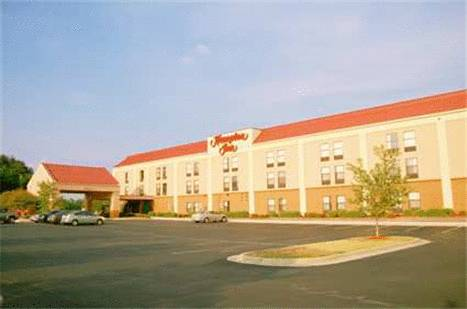 Hampton Inn Greensboro East / McLeansville Cover Picture