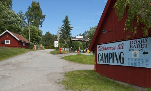 Rösjöbaden Camping Cover Picture