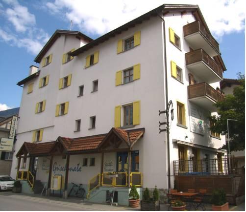 Hotel Grischunata Weiss Kreuz Cover Picture